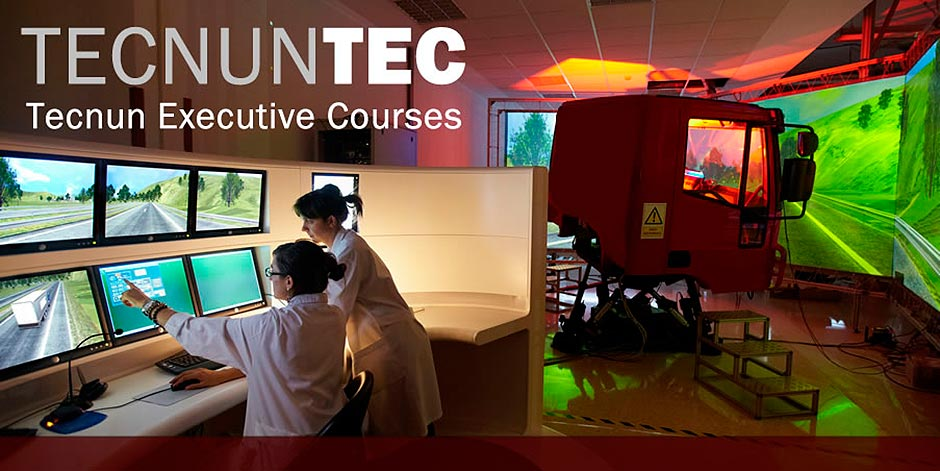 Tecnun Executive Courses (TECs)